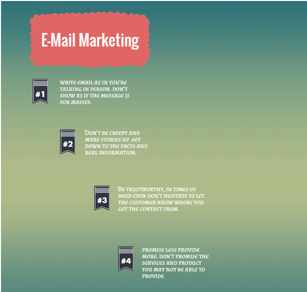 Email Marketing Increase Traffic