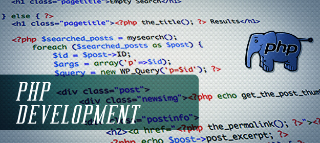 Php Development 1