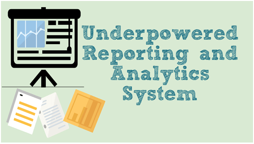 Under-Powered Reporting