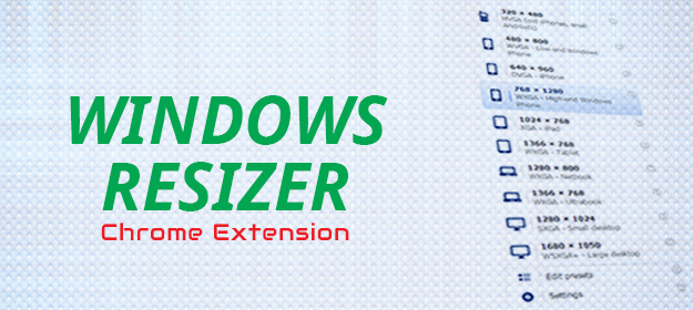 Windows Resizer 1