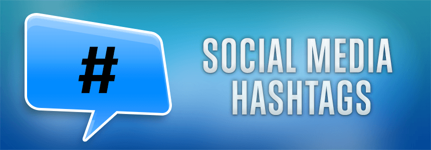 2. Social Media Hashtags