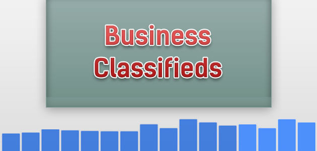 Business Classified Ads - Promote Your Business Website