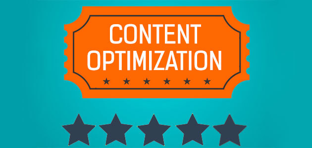 Content Optimization Promote Your Business Website