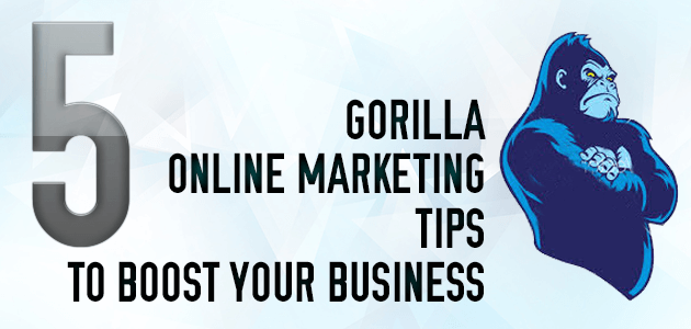 Gorilla Online Marketing