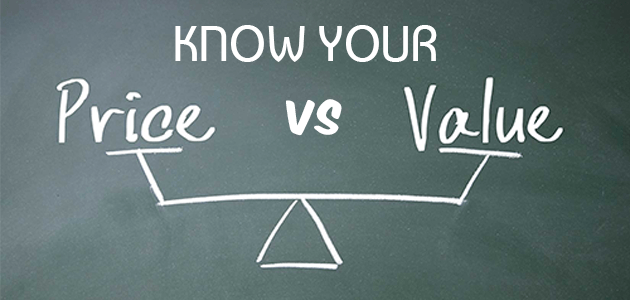 Know-Your-Price-VS-Value