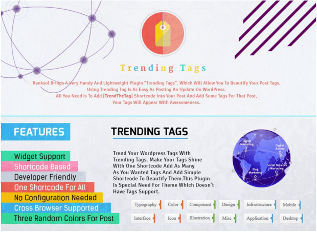 Trending Tag WP Plugin