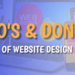 Do's and Dont's Of Web Design And Web Development