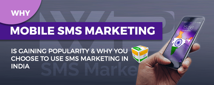 Sms marketing in india