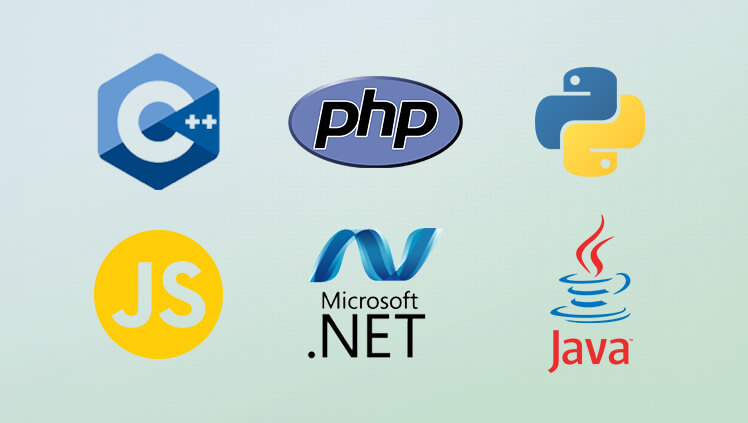 Top Most 6 Programming Languages
