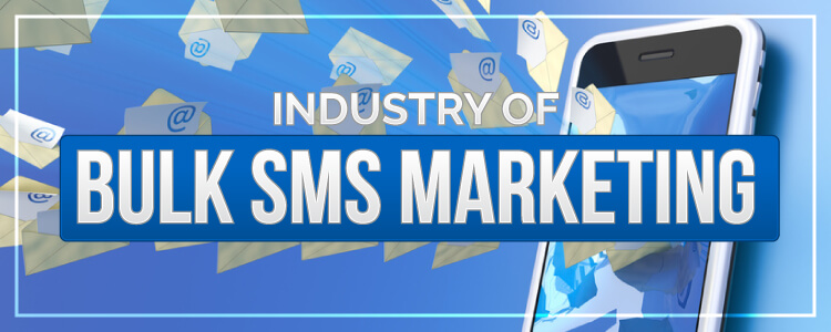 Industry Of Bulk SMS Marketing Article Relating Image