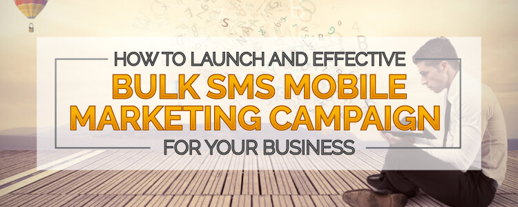 How to launch an effective bulk marketing campaign for your business